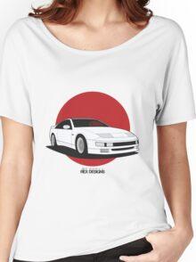 Nissan Fairlady 300ZX Z32 (Rising Sun) Women's Relaxed Fit T-Shirt