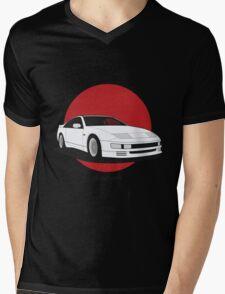 Nissan Fairlady 300ZX Z32 (Rising Sun) Mens V-Neck T-Shirt