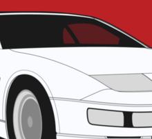 Nissan Fairlady 300ZX Z32 (Rising Sun) Sticker