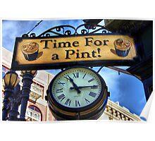Pub Sign Poster