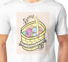 Spring is When Life is Alive in Everything (full color) Unisex T-Shirt