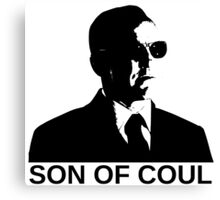 Son of Coul Canvas Print