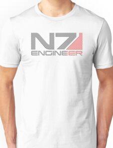 Carbon fiber Engineer MKII Unisex T-Shirt