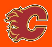 Calgary Flames by saulhudson32