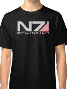 Carbon Fiber Infiltrator Classic T-Shirt