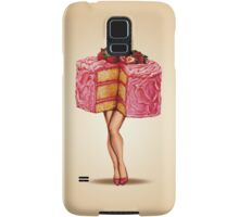 Hot Cakes Samsung Galaxy Case/Skin