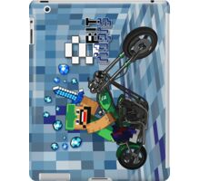 8Bit Riders iPad Case/Skin