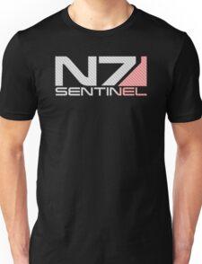 Carbon Fiber Sentinel Unisex T-Shirt