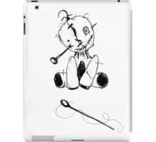 Floppy Voodoo Doll iPad Case/Skin