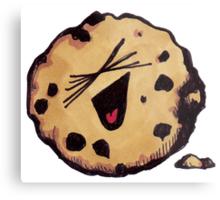 Baked Goods- Cookie Metal Print