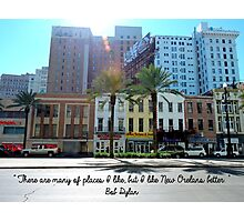 Downtown New Orleans Photographic Print