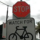STOP! Cycles. by turningjapanese