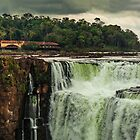 Iguazu Falls - The Top by photograham