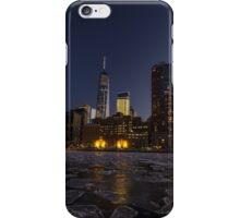 Frozen Sunset iPhone Case/Skin