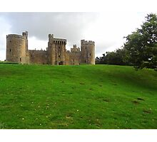 """UK: """"Approaching Bodiam Castle"""", East Sussex Photographic Print"""