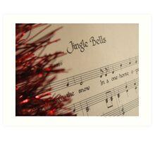 Christmas Sing-a-long Art Print