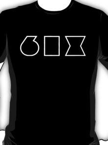 Six Squared [White] T-Shirt