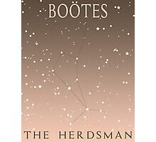 Bootes Photographic Print