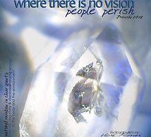 Clear White Vision © by Vicki Ferrari