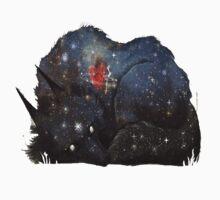 Dreaming Wolf by Batzyman