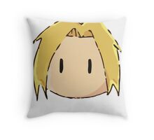Edward Elric Chibi Throw Pillow