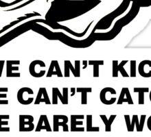 BLACK PIGS RUGBY Sticker