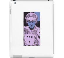 Tron portrait iPad Case/Skin