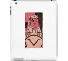 Sark portrait iPad Case/Skin