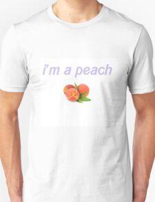 i'm a peach T-Shirt