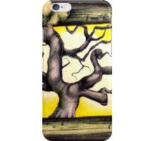 Desert Tree iPhone Case/Skin