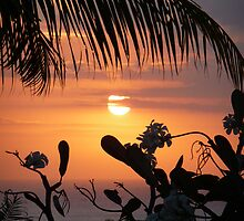 Bali Sunset by benwaa