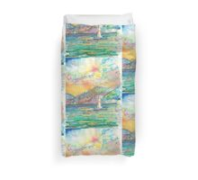 FINE DAY FOR A SAIL(C2010) Duvet Cover