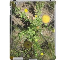 Wild flower iPad Case/Skin