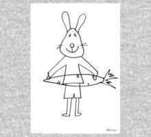 Fun rabbit One Piece - Long Sleeve