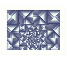 Learning Mathematics Art Print