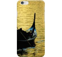 Gondola  iPhone Case/Skin