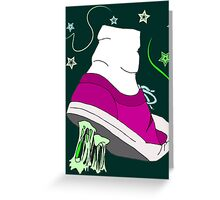 Chewing Gum Greeting Card
