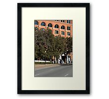 A Very Bad Shot Framed Print