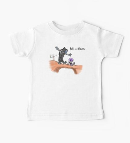 Tali and Legion Baby Tee