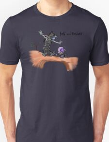 Tali and Legion Unisex T-Shirt
