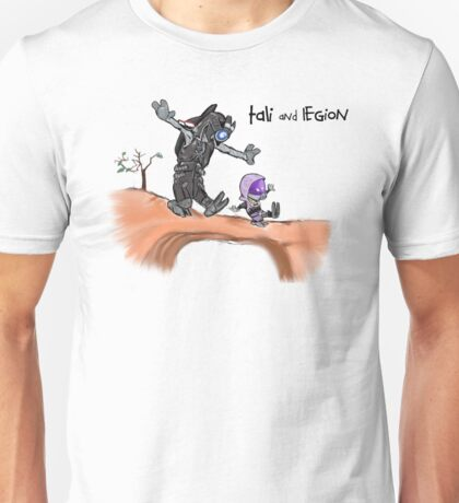 Tali and Legion Unisex T-Shirt