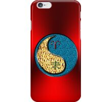Aries & Goat Yin Water iPhone Case/Skin