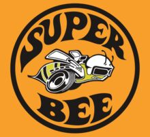 Dodge Super Bee (any background color) by TheScrambler