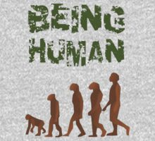 Being Human - Devolution T-Shirt