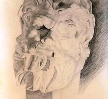 a Study in Graphite by Joseph Barbara