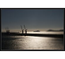 Sunset over Mare Nostrum Photographic Print