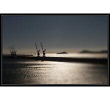 Sunset over Mare Nostrum Photographic Print