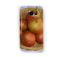 A Basket of Onions Samsung Galaxy Case/Skin