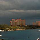 Bad weather on Nassau by julie08