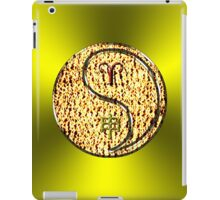 Aries & Monkey Yang Fire iPad Case/Skin